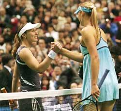 Hingis-Sharapova